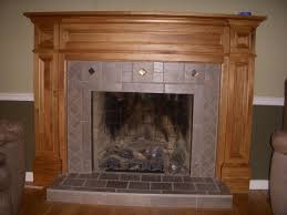image of burl wood fireplace mantels