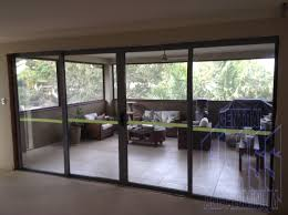 outside patio door. Tugun - After Door Closed Postion Outside Patio