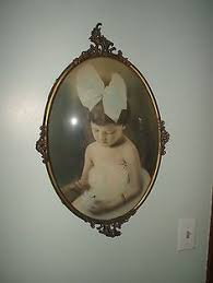 antique oval picture frames. Bubble Glass Oval Frame And Portrait   I LOVE Old Photos Pinterest Antique Picture Frames, Brooklyn Brownstone Frames S