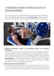 ppt gym insurance australia powerpoint presentation id gym insurance quote raipurnews