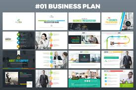 Powerpoint Presentation Templates For Business Maxpro Business Plan Powerpoint Template