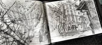 ian mcque on twitter from the tekkonkinkreet art book black side never cease to be amazed by these drawings t co eaawiwsjzq