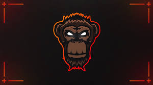 Monkey Design Logo Monkey Mascot Logo Design Speedart Tutorial Illustrator