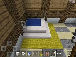 How To Make A Minecraft Bathroom - Home Design
