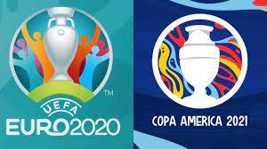 مباريات اليوم يورو 2020 دور ال 16 + مباريات الغد كوبا امريكا 2021 الجولة 5  - YouTube