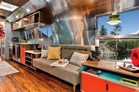 Airstream Interior Design Minimalist New Decorating Design