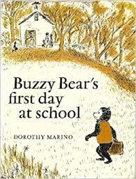 Amazon.co.jp: Buzzy Bear's First Day at School: Marino, Dorothy: 洋書