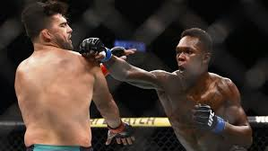 Adesanya vs gastelum full fight video from the 2019 fight of the year at ufc 236. Mma Rankings Israel Adesanya Wins A Fight For The Ages Los Angeles Times