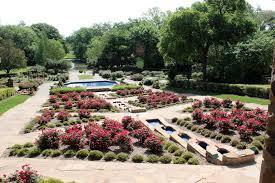 fort worth botanic garden wedding venue