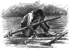 young people s pavilion huck finn racist language and teaching adventures of huckleberry finn 1885 p118 png adventures of huckleberry finn
