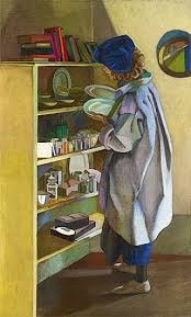 "Twentieth Century British Art by Audrey Weber: ""The Studio, circa 1927"" 