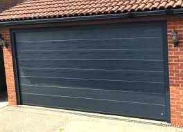 grey garage grey garage mid rib anthracite grey garage doors gray garage wall paint grey garage