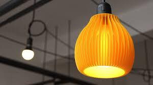 25 Stylish 3d Printed Lamp Shades To Diy All3dp