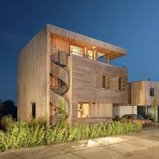 Timber Home Design by Sturgess Architecture