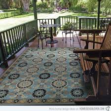 outdoor rugs for patios water resistant