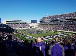 K State Football Stadium Seating Chart Bill Snyder Family Stadium Section 11 Row 46 Seat 1