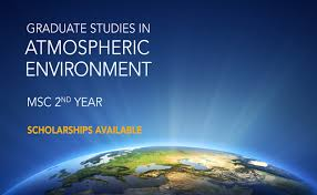cappa chemical and physical properties of the atmosphere registration opening academic year 2018 19