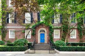 Thom browne classic wardrobe laid back style check printing alternative fashion printed shirts buffalo check women wear front button. Drue Heinz S Manhattan Townhouse Sells For 13 Million Mansion Global
