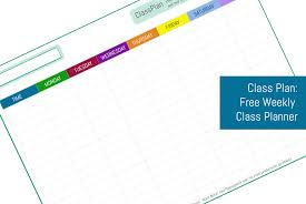 Class Planer Class Planner Free Timetable Download Flipping Heck Learning To
