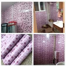vinyl tile stickers bathroom wall stickers mosaic wallpaper kitchen waterproof tile stickers plastic vinyl self adhesive vinyl tile stickers