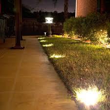 in ground lighting. Solar Ground/Deck Lights In Ground Lighting O