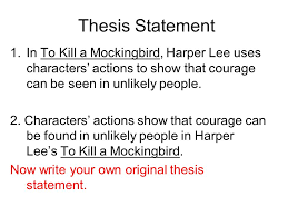 good thesis for to kill a mockingbird thesis for to kill a mockingbird location satkom info thesis for to kill a mockingbird location satkom info