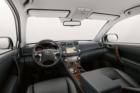 2011 Toyota Highlander at Moscow Auto Show