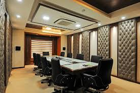 2 modern luxury false ceiling designs for office building hall