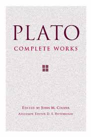 complete works of plato complete works by plato