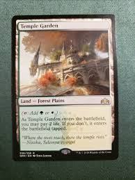 grn eng 258 r temple garden nm all about mtg