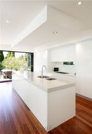 arctic white engineered kitchen quartz surfaces countertops from china in high quality sgs certified