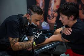 Dal 15 Al 17 Settembre Torino Tattoo Convention Quotidiano Piemontese