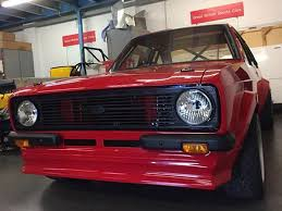 RE: All-new Mk2 Ford Escort in development - Page 1 - General Gassing -  PistonHeads UK
