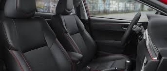 toyota corolla 2016 interior. Unique Interior 2016 Toyota Corolla Interior Seating  On Interior O