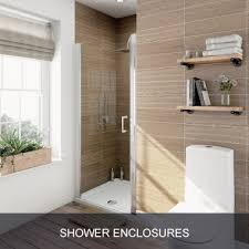 Toilets and basins for ensuite bathrooms Shower enclosures for ensuite  bathrooms
