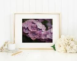 purple french country decor hydrangea wall art flower picture in 2018 french country wall