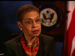Better Know a District - District of Columbia - Eleanor Holmes ...