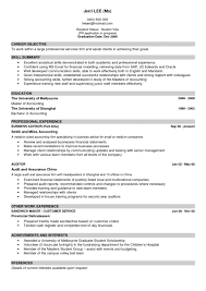 Great Example Resumes Simple Inspiration Good Student Resume Examples About Great Resumes Of 48 A