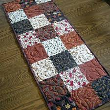 Quilted Table Runner | Arts, Crafts and Design Finds & Quilted Table Runner Adamdwight.com