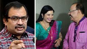 হাসপাতাল কি মধুচক্রের জায়গা?' কুণালের কটাক্ষে ক্ষিপ্ত শোভন বললেন, 'বৈশাখীর  নখের যোগ্য নন' | Shobhan Chatterjee Attacks Kunal Ghosh From SSKM Hospital