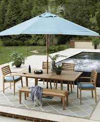 CLOSEOUT Ocean Port Outdoor Dining Collection Created For Macyu0027s Macys Outdoor Furniture Clearance