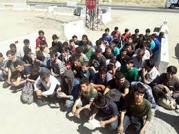 Bingöl'de 62 kaçak yakalandı