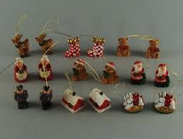 Wonderful Miniature Ornaments Christmas Part - 11: Miniature ...