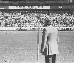 Blueseum - History of the Carlton Football Club | Ian Rice speaks at a  meeting of Carlton members - February, 1980.jpg
