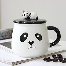cool mugs for gifts. Plain Cool 62 Satyam Kraft Ceramic1 PIECEWhite Panda Printed Mugcoffee Mugceramic And Cool Mugs For Gifts