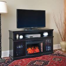 dwyer electric fireplace media console espresso brick wall entertainment center with led jotul stoves light oak