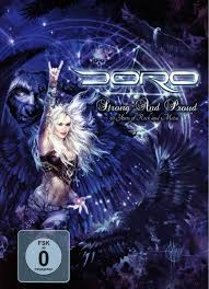 <b>Doro</b> - <b>Strong</b> And Proud (30 Years Of Rock And Metal) (2016 ...