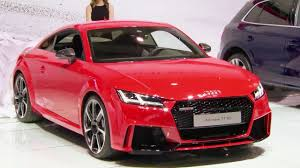 2018 audi tt rs interior. Wonderful Audi 2018 Audi TTRS  Exterior And Interior Walkaround 2017 Toronto Auto Show And Audi Tt Rs Interior
