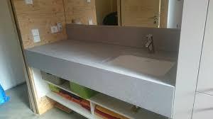 Badezimmer Design Beton Waschbecken Bilder Resimdo