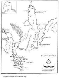 Resurrection Bay Chart High School Student Paper Resurrection Bay Salmon